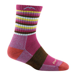 Women's Coolmax Micro Crew Cushion Sock