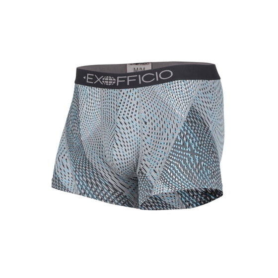"Men's Give and Go Sport Mesh 3"" Boxer Brief"