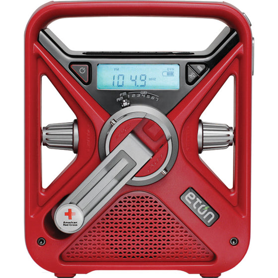 FRX3 American Red Cross Weather Radio