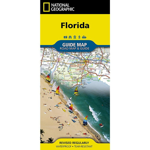 Florida Guide Map