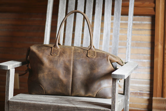 Weekender in Dark Chocolate