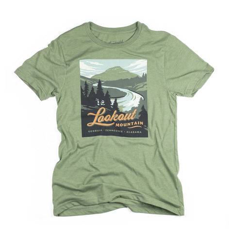 Lookout Mountain Tee