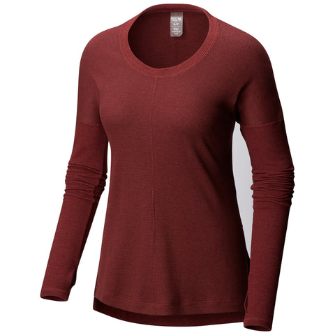 Women's EDP Waffle Long Sleeve Shirt