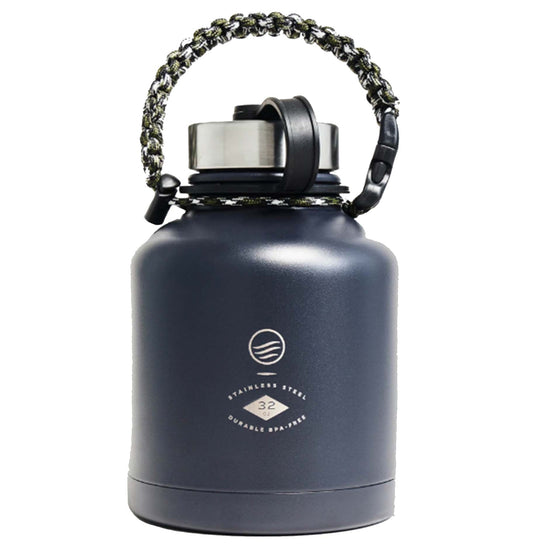 Mountains Are Calling 32 oz. Insulated Steel Growler $48.00