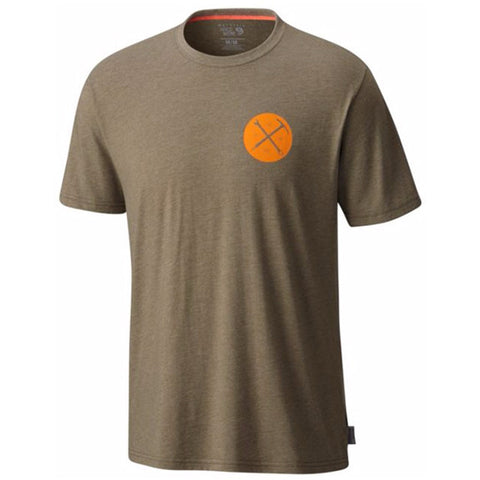 Men's Mtn Mechanic Crest Short Sleeve