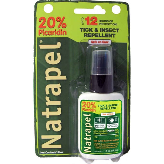 Natrapel Tick and Insect Repellent 1oz Pump