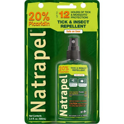 Natrapel Tick and Insect Repellent 3.4oz Pump