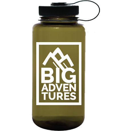 32oz BA Wide Mouth Water Bottle