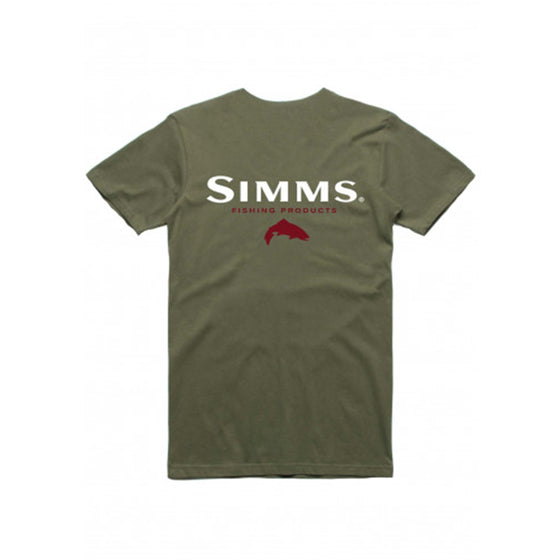 Simms Trout Tee