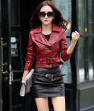 Leather Trench 2 in 1 Coat 4 Colors - Savage Garb