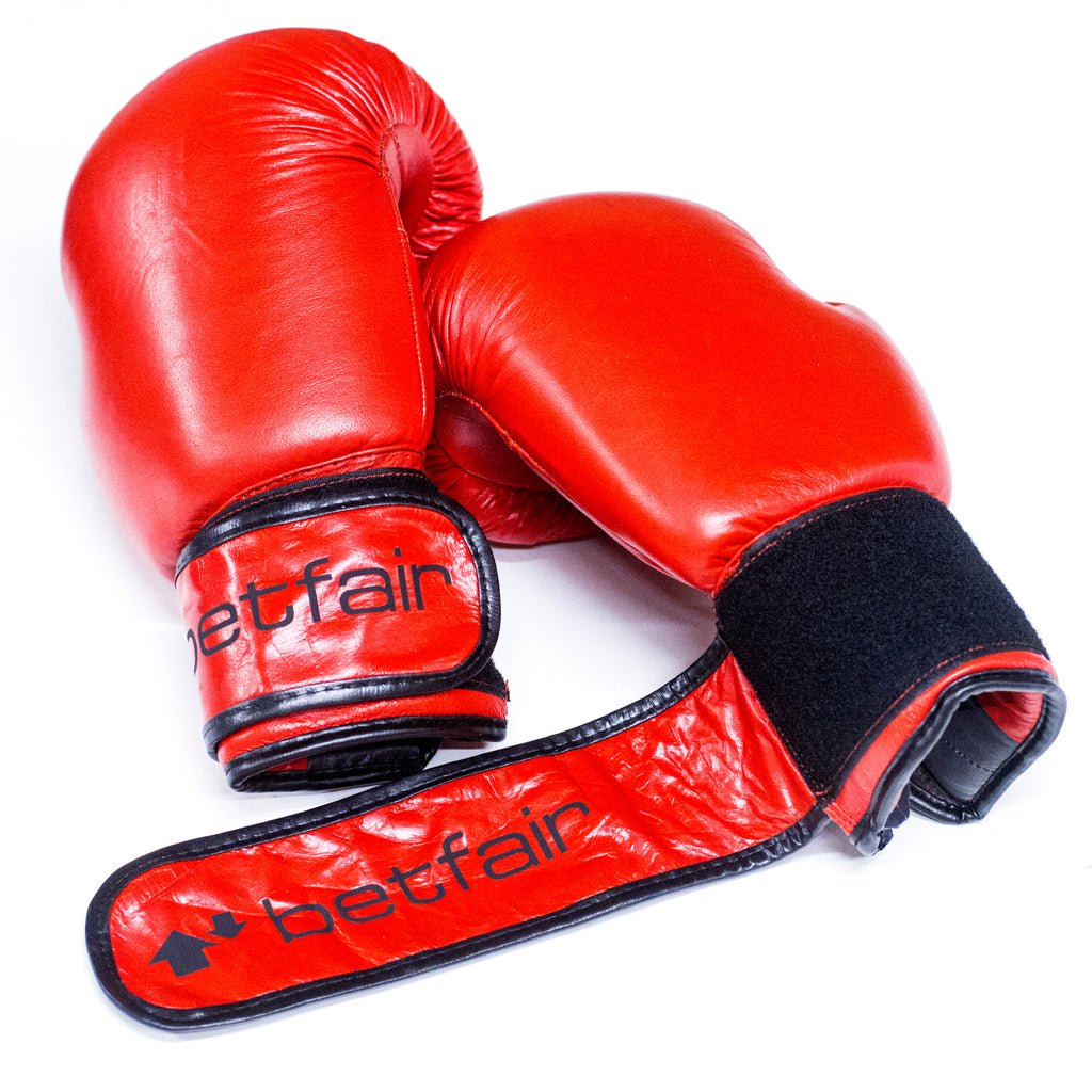 Custom Printed Logo Boxing Gloves