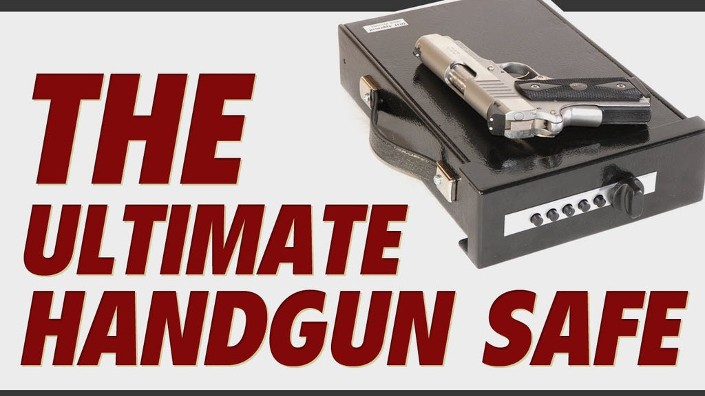 Best Gun Safe Reviews 2017 – Do NOT buy before reading this!