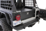 Titan 2761 Security Storage Vault for 87-06 Jeep® Wrangler YJ, TJ & Unlimited - Titan Security Products