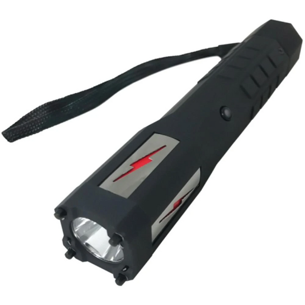 Jolt Lightning Rod Stun Flashlight 90,000,000* - Titan Security Products