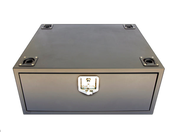 2761 Security Storage Vault for 87-06 Jeep® Wrangler YJ, TJ & Unlimited - Titan Security Products