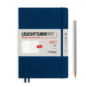 Leuchtturm1917 diary 2021 Medium Softcover