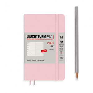 Leuchtturm1917 diary 2021 Pocket Softcover