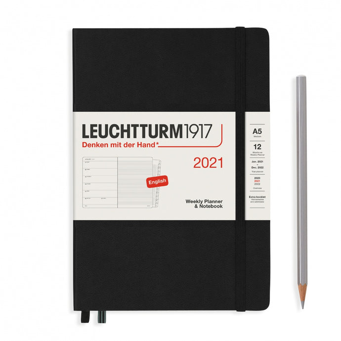 Leuchtturm1917 diary 2021 Medium Hardcover