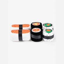 Load image into Gallery viewer, Sushi Socks - Salmon Lovers