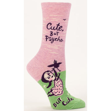 Socks Women: Cute but psycho