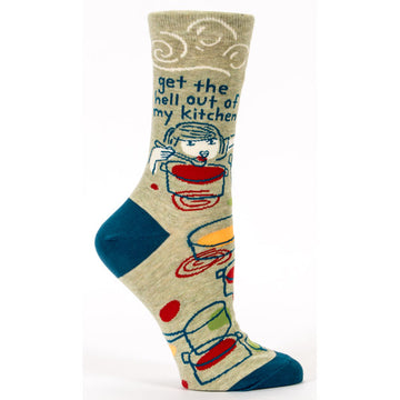 Socks Women: Get the Hell Out of My Kitchen