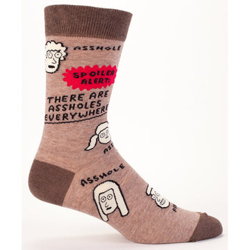 Socks Men: Assholes Everywhere