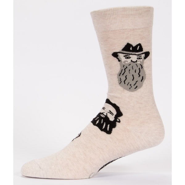 Socks Men: GET A LOAD OF THESE WHISKERS