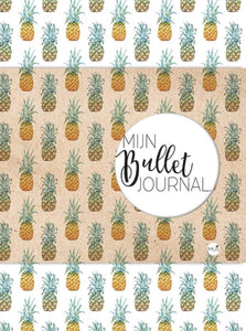 My Bullet Journal - Pineapple Print