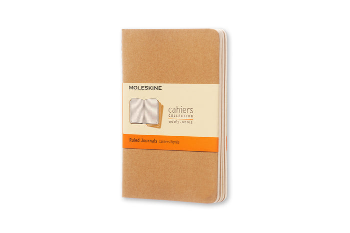 Moleskine notebook cahier classic ruled
