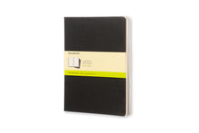 Afbeelding in Gallery-weergave laden, Moleskine notebook cahier x-large plain