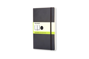 Moleskine notebook softcover classic plain