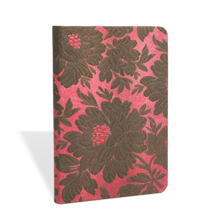 Paperblanks Notebook Mini Lined Black Dahlia