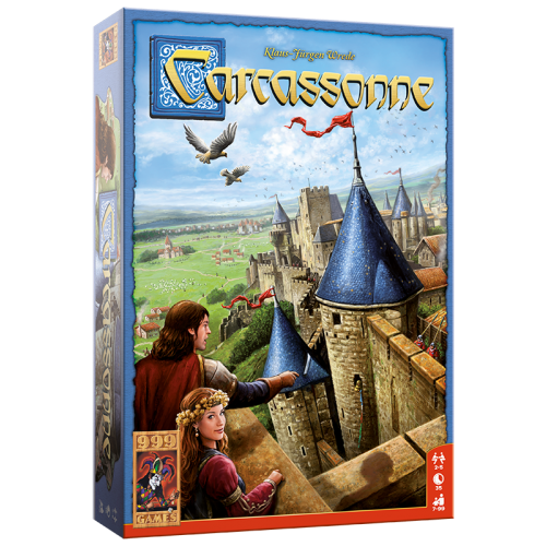 999Games Carcassonne