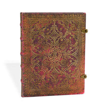 Load image into Gallery viewer, Paperblanks Notebook Ultra Lined Carmine