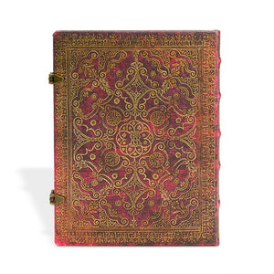Paperblanks Notebook Ultra Lined Carmine