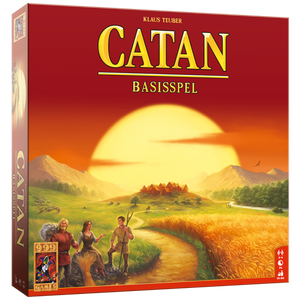 Kolonisten van Catan Basis Bordspel