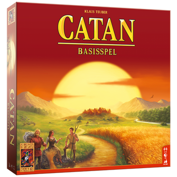 999Games Kolonisten van Catan Basis Bordspel