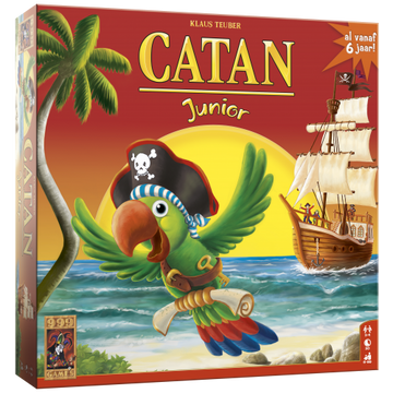 999Games Kolonisten van Catan Junior