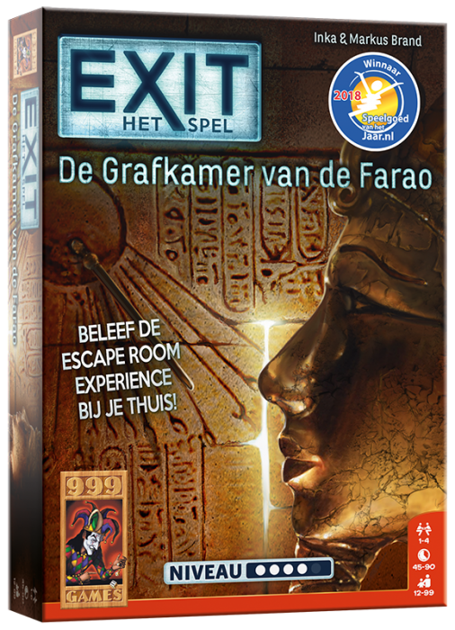 999Games Exit: The Game - The Pharaoh's Tomb