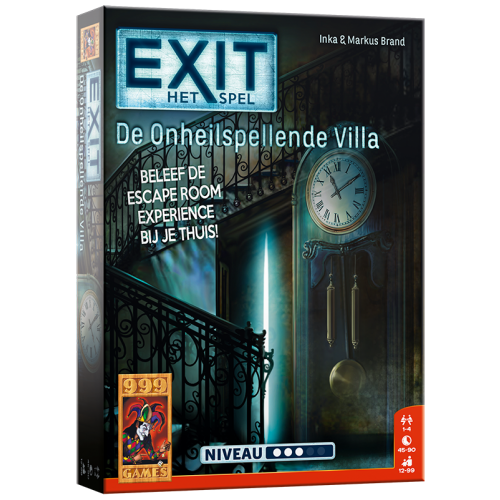 999Games Exit: The Game - The Ominous Villa
