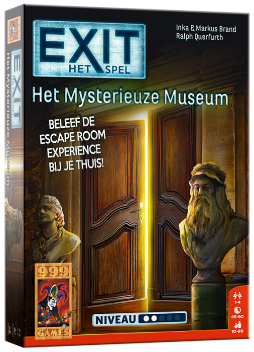 999Games Exit: The Game - The mysterious museum