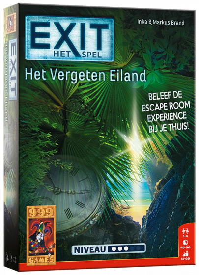 999Games Exit: The Game - The Forgotten Island