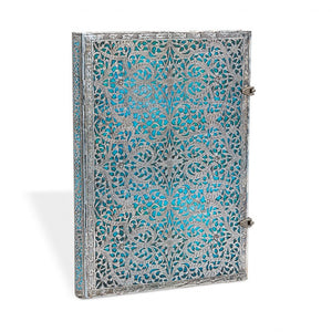 Paperblanks Notebook Grande Plain Maya Blue