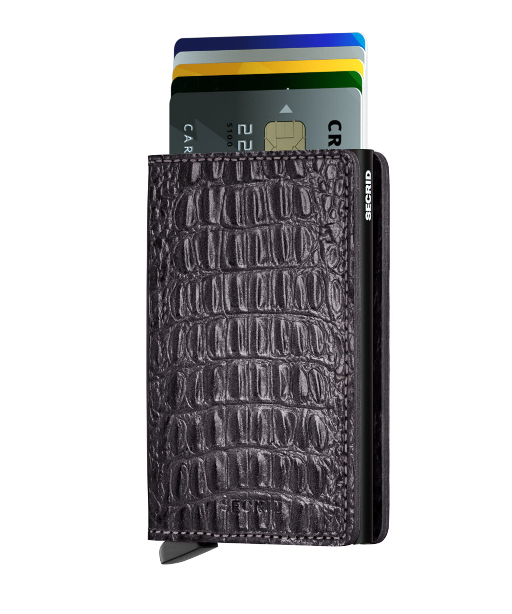 Secrid Slimwallet nile black