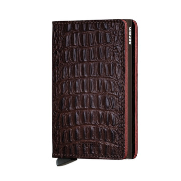 Secrid Slimwallet nile brown