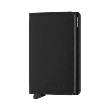 Secrid Slimwallet Yard (non-leather) black