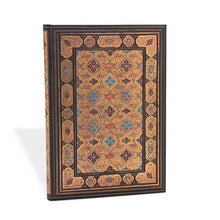 Afbeelding in Gallery-weergave laden, Paperblanks Notitieboek Midi Gelinieerd Shiraz
