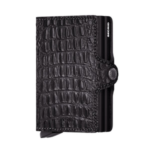Secrid Twinwallet nile black