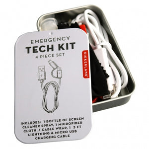 Mini Emergency Tech Kit