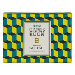 Ridley's Games Room Playing Card Set